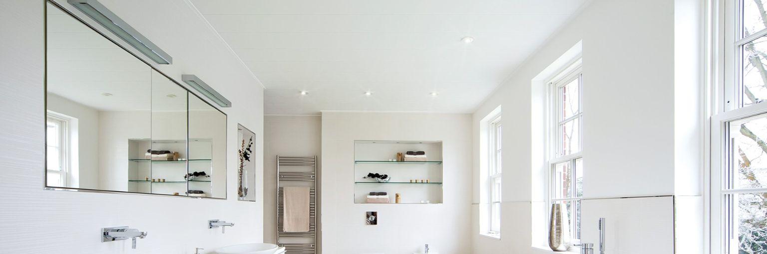 Plafondpanelen Van Florence Ideaal Voor Vochtige Ruimtes Heering Eu